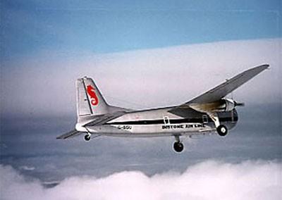 G-BISU Airborne to Ireland
